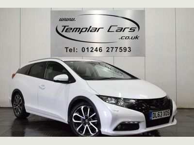 Honda Civic Estate 1.6 i-DTEC EX Plus Tourer 5dr