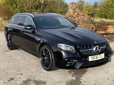 Mercedes-Benz E Class Estate 4.0 E63 BiTurbo V8 AMG (Premium) SpdS MCT 4MATIC+ (s/s) 5dr