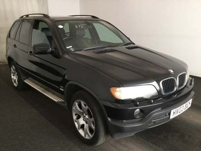 BMW X5 SUV 3.0 i Sport 5dr