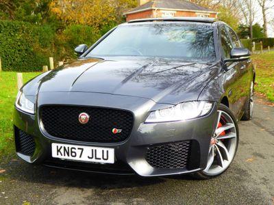 Jaguar XF Saloon 3.0 V6 S Auto (s/s) 4dr