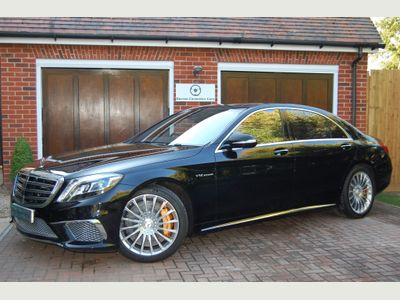 Mercedes-Benz S Class Saloon 6.0 S65L AMG Speedshift Plus 7G-Tronic 4dr