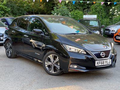 Nissan Leaf Hatchback 40kWh N-Connecta Auto 5dr