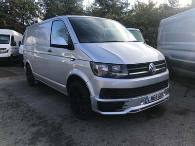 VOLKSWAGEN TRANSPORTER Panel Van 2.0 TDI BlueMotion Tech T28 Trendline Panel Van DSG 5dr (SWB)