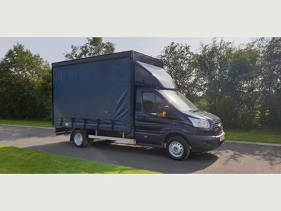 Ford Transit Unlisted Luton/Box