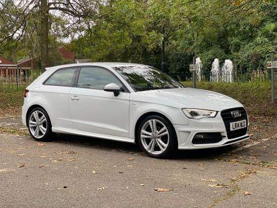 Audi A3 Hatchback 1.4 TFSI CoD S line S Tronic (s/s) 3dr