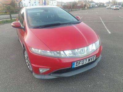 Honda Civic Hatchback 1.8 i-VTEC Type S GT i-Shift 3dr