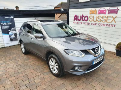 Nissan X-Trail SUV 1.6 dCi Tekna (s/s) 5dr