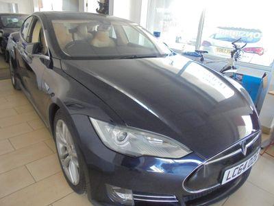 Tesla Model S Saloon E 85 Saloon 5dr Electric CVT (0 g/km, 362 bhp)