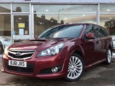 Subaru Legacy Estate 2.0 D SE Sports Tourer 5dr