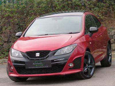 SEAT Ibiza Hatchback 1.4 TSI Bocanegra SportCoupe DSG 3dr