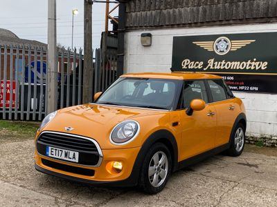 MINI Hatch Hatchback 1.5 Cooper D (s/s) 5dr