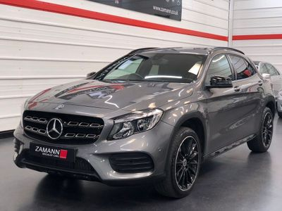 MERCEDES-BENZ GLA CLASS SUV 2.0 GLA250 AMG Line (Executive) 7G-DCT 4MATIC (s/s) 5dr