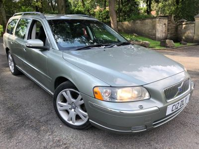 Volvo V70 Estate 2.4 D SE 5dr