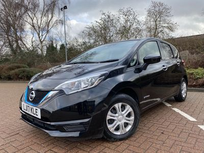 Nissan Note Hatchback 1.2 Hybrid, Electrical, Petrol