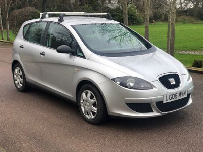 SEAT Altea MPV 1.6 Reference 5dr
