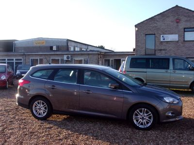 Ford Focus Estate 2.0 TDCi Titanium Powershift 5dr