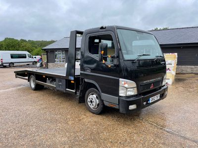 Mitsubishi Canter Unlisted Recovery truck 3.0td