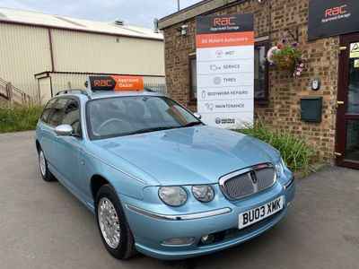 Rover 75 Tourer Estate 2.5 V6 Connoisseur 5dr