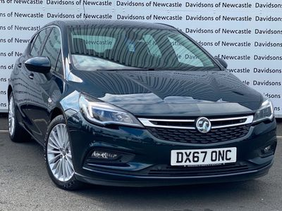 Vauxhall Astra Hatchback 1.6 CDTi BlueInjection Elite (s/s) 5dr