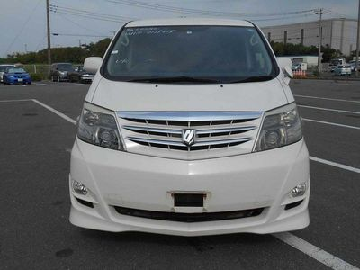 Toyota Alphard MPV AS Limited