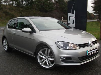 Volkswagen Golf Hatchback 1.6 TDI BlueMotion Tech GT Edition (s/s) 3dr