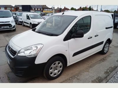 Citroen Berlingo Panel Van 1.6HDi ENTERPRISE L1 VAN (EURO6 & ACON)