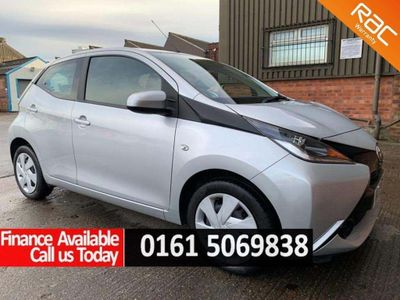 Toyota AYGO Hatchback 1.0 VVT-i x-play x-shift 5dr (Safety Sense)