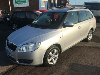 SKODA Fabia Estate 1.9 TDI PD 2 5dr
