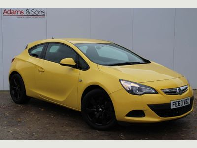 Vauxhall Astra GTC Coupe 1.6T 16V Sport 3dr