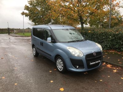 Fiat Doblo Estate 1.4 16v MyLife 5dr (High Roof)