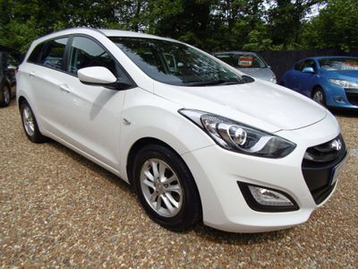 Hyundai i30 Estate 1.6 CRDi Blue Drive Active 5dr (ISG)