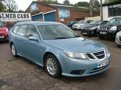 Saab 9-3 Estate 1.9 TiD Airflow SportWagon 5dr
