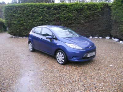 Ford Fiesta Hatchback 1.4 TDCi Style + 5dr