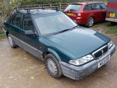 Rover 200 Hatchback 1.6 216 16v SLi 5dr