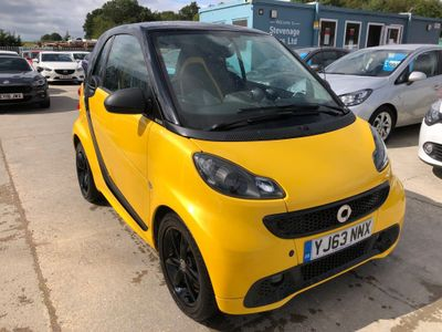 Smart fortwo Coupe 1.0 MHD Cityflame Softouch 2dr