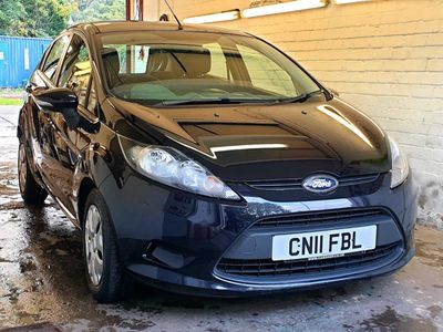 Ford Fiesta Hatchback 1.6 TDCi ECOnetic DPF 5dr