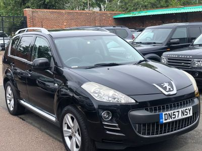 Peugeot 4007 SUV 2.2 HDi GT 5dr