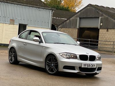BMW 1 Series Coupe 3.0 135i M Sport Auto 2dr
