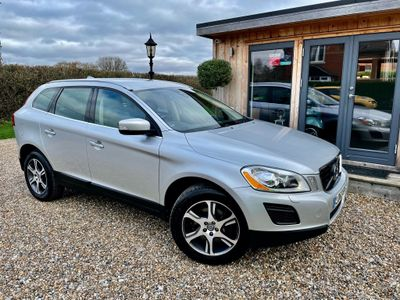 Volvo XC60 SUV 2.0 D4 SE Lux Nav Geartronic 5dr