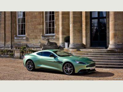 Aston Martin Vanquish Coupe 5.9 V12 2dr