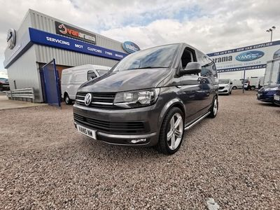 Volkswagen Transporter Other 2.0 BiTDI T32 BlueMotion Tech Highline Crew Van DSG FWD (s/s) 5dr