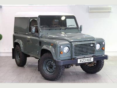 Land Rover Defender 90 Pickup 2.2 TDCi Pick-Up 4WD SWB 2dr