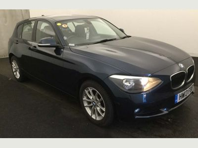 BMW 1 Series Hatchback 1.6 114i SE Sports Hatch 5dr
