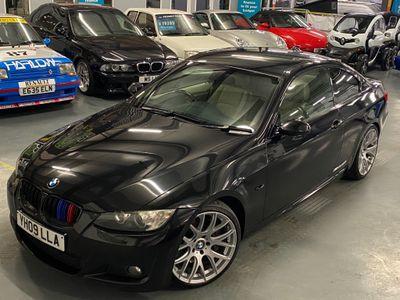BMW 3 Series Coupe 3.0 330d M Sport Highline 2dr