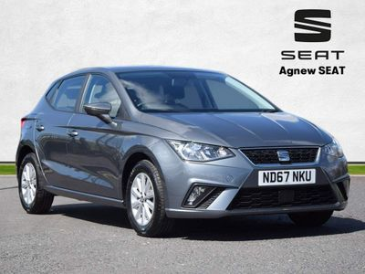 SEAT Ibiza Hatchback 1.0 MPI SE (s/s) 5dr