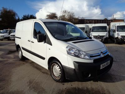 Citroen Dispatch Panel Van 1.6 HDi 1000 L1H1 Enterprise Panel Van 5dr