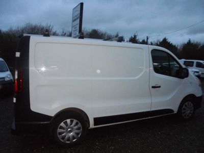 Renault Trafic Panel Van 1.6 dCi ENERGY 27 Business SWB Standard Roof EU5 (s/s) 5dr
