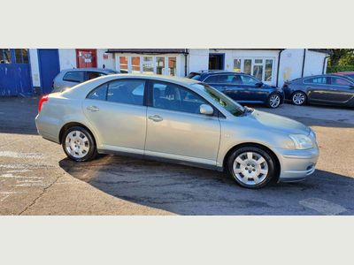 Toyota Avensis Hatchback 2.0 TD Colour Collection 5dr