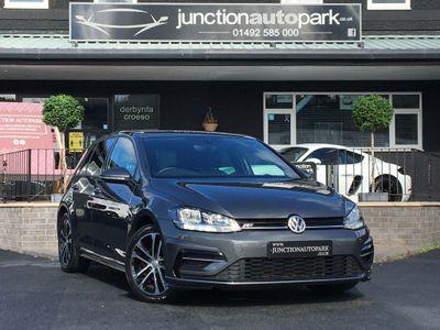 Volkswagen Golf Hatchback 2.0 TDI BlueMotion Tech R-Line DSG (s/s) 5dr