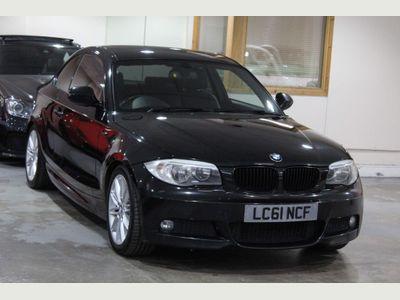 BMW 1 Series Coupe 2.0 123d M Sport Auto 2dr